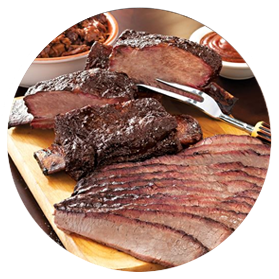 1 Meat 3 Sides